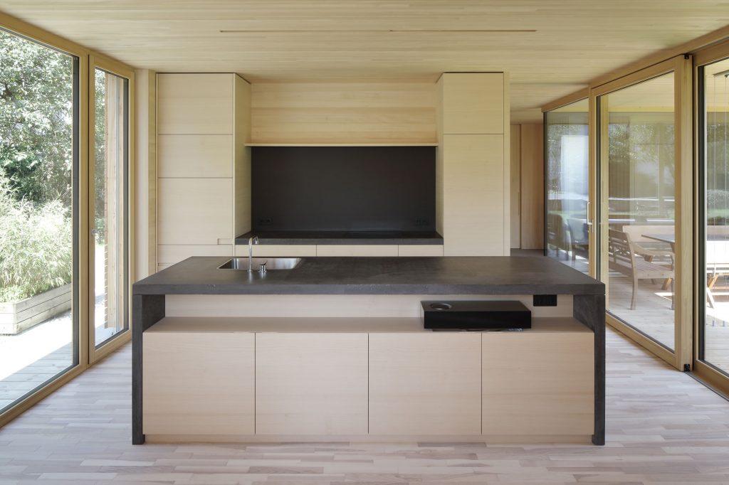 Küche aus Massivholz von holzig